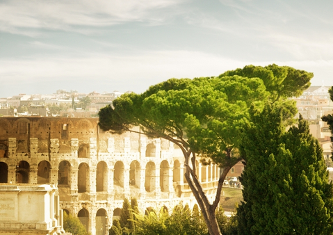 (Roman Colosseum, from Miriadna.com desktop wallpapers)